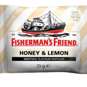 Fisherman's Friend Lozenges Honey and Lemon 25g