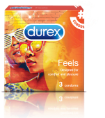Durex Feels 3s