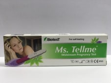 Ms TellMe Midstream Pregnancy Test 1s