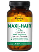 Country Life Maxi -Hair Plus 120 Tabs