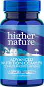 Higher N Adv Nutrition Compl 90Tabs