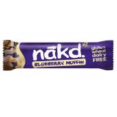 Nakd Gf Blueberry Muffin Bar 35Gm#35Nkdgfbm