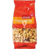 Cóctel cacahuetes avellanas anacardos almendras coquito