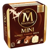 Magnum Mini 3 Chocolates (6u)