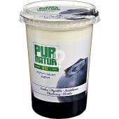 Yogur con arándano ecológico