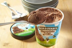 Ben & Jerry's Chocolate Fudge Brownie (465 ml)