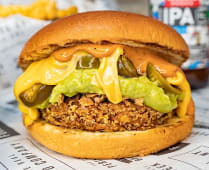 The Chick Fire Burger