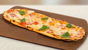 Parmigiano e bacon