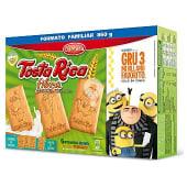 Galletas Tosta Rica con fibras infantiles