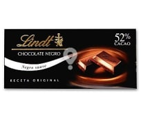 Chocolate negro 52% cacao