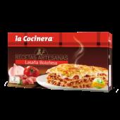 Cocinera lasaña boloñesa 530g