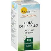 Comprimidos de cola de caballo 500 mg