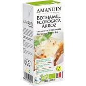 bechamel de arroz ecológica