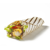 The Chick'n Wrap Crujiente