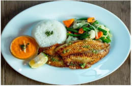Grilled Fish ♥