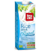 Bebida De Arroz Rice Drink Original Eco Lima 1L