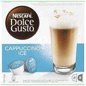 Café Cappuccino Ice  (8 Cápsulas de Café + 8 Cápsulas de Leche)