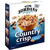 Cereales de desayuno con frutos secos country crisp
