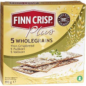 Crackers de 5 cereales integrales
