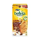 Desayuno Crunchy Chocolate 5 cereales completos