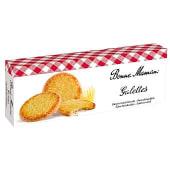 Galletas finas de mantequilla