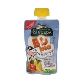 Zumo de frutas Bb Bio con yogur ecológico
