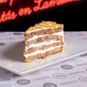 Genuine carrot cake