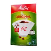MELITTA COFFEE FILTERS ORIGINAL 1X2