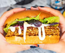 The Chick Burger