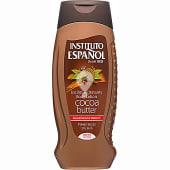 Crema corporal con extracto de cacao
