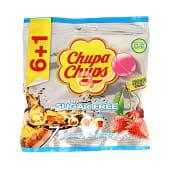 Caramelos duros de sabores surtidos sin azúcar