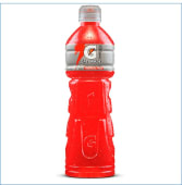 Gatorade Tropical Fruit 750Ml