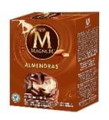 Pack X 4 Helado Magnum Almendra 100Ml
