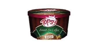 Helado Café Sweet Topsy 1Lt