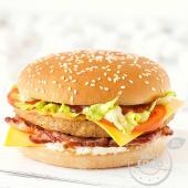 Чізбургер курячий
