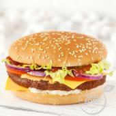 Чізбургер яловичий