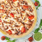 Піца Грибна