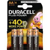Alcalina AA (lr6 - mn1500) 1,5 voltios blister 4 unidades