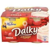 Dalky de fresa-nata