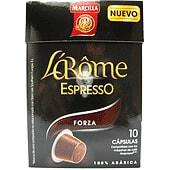Café Fuerte L'Arôme Espresso - Intensidad 9
