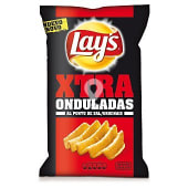 Patatas fritas al punto de sal