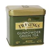 Lata té verde Gunpowder