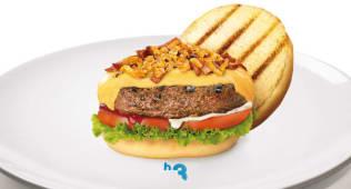 H3 Cheese Bacon