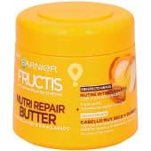 Mascarilla nutri repair butter sin parabenos para cabello muy seco