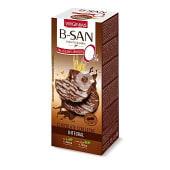 Galletas bañadas de chocolate sin azucares añadidos