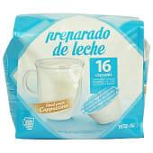 Preparado leche capsula (compatible cafetera dolce gusto*(marca de grupo societe des produits nestle, sa. no relacionada con cocatech,sl.))
