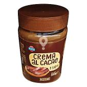 Crema de cacao 1 sabor
