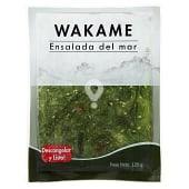 Ensalada de wakame congelada