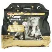 Comida perro seca con pollo fresco cebada y arroz supreme light senior razas medianas y grandes