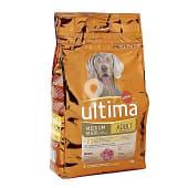 Pienso para perros adultos de raza mediana-grande de 1 a 7 años con buey, arroz y cereales integrales